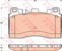 "Гальмівні колодки дискові Mercedes CLS63AMG/W218/E63AMG/W212/SLS AMG ""R ""11>>"