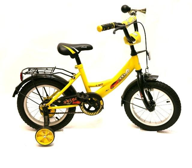 Детские велосипеды (с боковыми колесами)