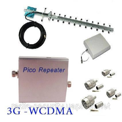 Комплект репітера підсилювача сигналу 3G WCDMA\UMTS