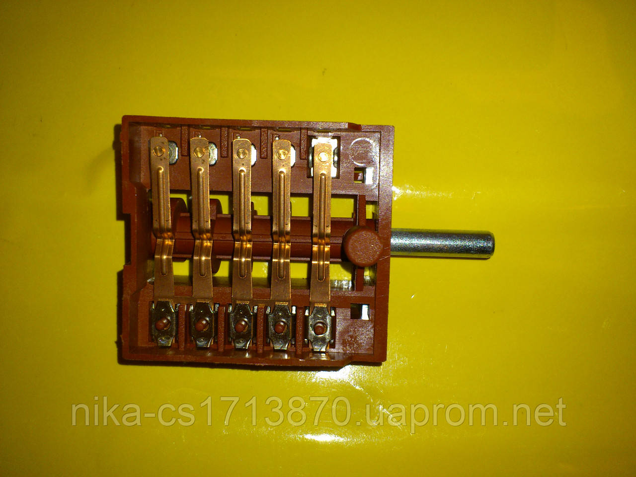 Переключатель ВС5-11 505 7-ми позиционный производство Турция