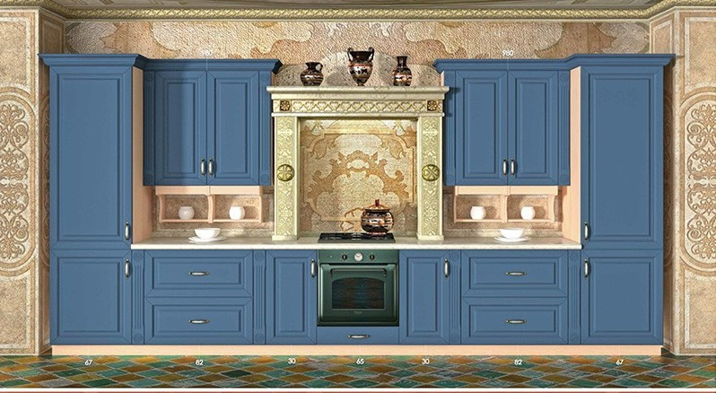 Кухня серії Prestige