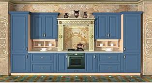Кухня серии Prestige
