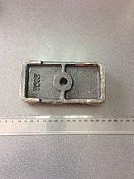 Подушка подрессорника железная JAC-1020(Джак)