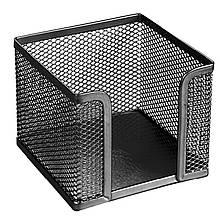 Бокс для бумаг Leader металлич. сетка 10х10х10см. Z017B (72)