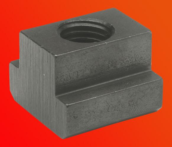Гайка Т-образная DIN 508, класс прочности 10.0   Фотографии принадлежат предприятию Крепсила