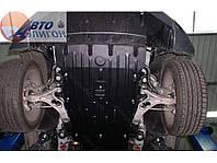 Защита картера двигателя Полигон-Авто AUDI Q7 4,2;3,0л TDI 2006-2015г. (кат. E)