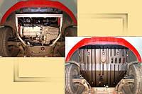 Защита картера двигателя Полигон-Авто AUDI TT 1,8T Quattro 1997-2006 (кат. St)