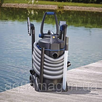 Прудовый илосос OASE Pondovac 3, пылесос для пруда, водоема, фонтана, бассейна, фото 2