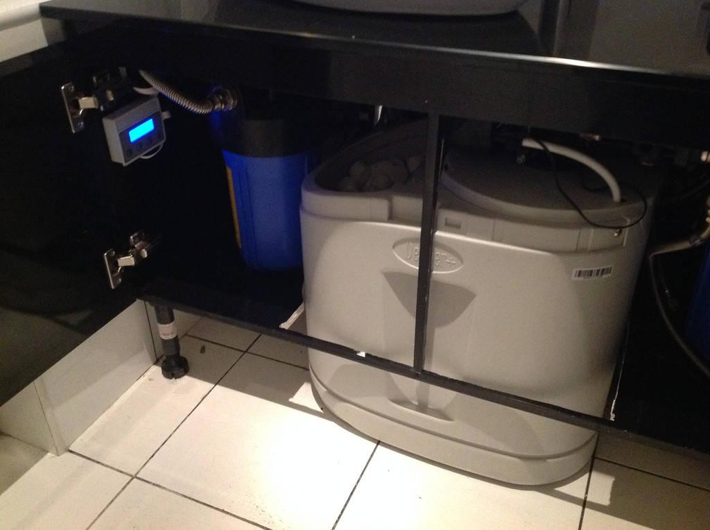 Нестандартные решения в водоподготовке (при ограниченной площади, выделенной под монтаж оборудования)