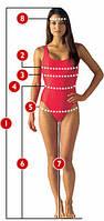 Размерная сетка для  женщин