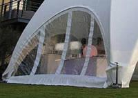 Услуга, пошив штор для шатров, палаток и павильонов