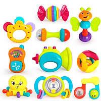 Набор погремушек Huile Toys, 10 шт