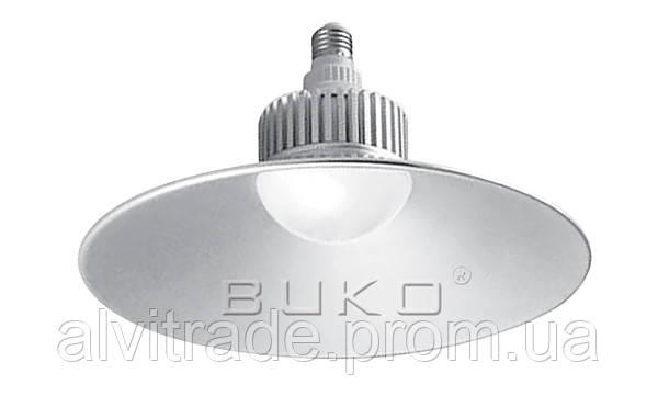 Светодиодный светильник WATC WT7020, 70W, E27 ALUM 5200LM 4000K СЕРЕБРО