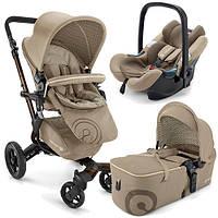 Детская коляска 3 в 1 Concord Neo Mobility Set almond beige