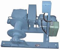 Лебедка электрическая монтажно-тяговая ЛЭЧ–0,15-15