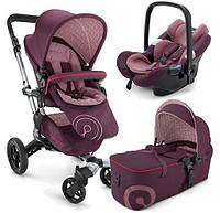 Детская коляска 3 в 1 Concord Neo Mobility Set raspberrypink