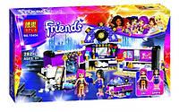 Конструктор Friends (Подружки) Гримерка поп звезды 10404 New