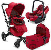 Детская коляска 3 в 1 Concord Neo Mobility Set ruby red