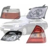 Прилади освітлення і деталі Ford Scorpio Форд Скорпіо 1994-1998