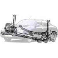 Деталі подвескии ходової Ford Scorpio Форд Скорпіо 1994-1998