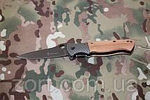 Нож складной механический Browning, фото 3