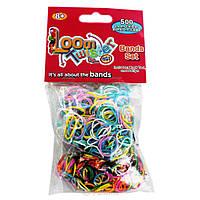 Радужные резиночки для плетения в стиле Rainbow Loom