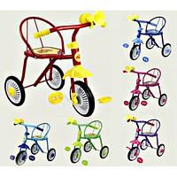 Велосипед трехколесный Малятко 0202, 6 цветов