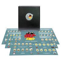 Альбом для монет монет ФРГ - 2 Евро