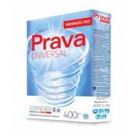 Стиральный порошок Prava, коробка, 0,4 кг