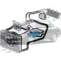 Система охолодження Ford Scorpio Форд Скорпіо 1994-1998