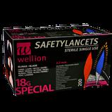 Безопасные ланцеты Wellion special 200 шт., фото 2