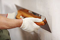 Шпаклювання та фарбування стін