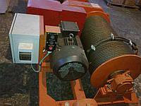 Лебедка электрическая ЛЭЦ-3-100 длинный барабан