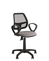 Кресло операторское, компьютерное ALFA/С механизмом Freestyle, сетчатая спинка
