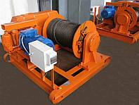 Лебедка электрическая ЛЭЦ-3-100