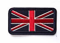 Аппликация клеевая флаг британии