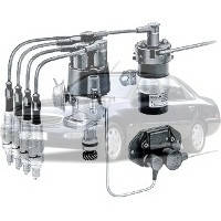 Система запалювання Ford Scorpio Форд Скорпіо 1994-1998