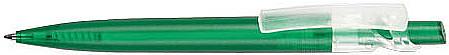 Ручка пластиковая VIVA PENS Maxx Bright зеленая