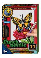 Набор для творчества PUNCH NEEDLE ковровая вышивка, PN-01-08