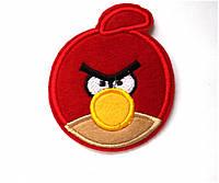 Аппликация клеевая angry birds