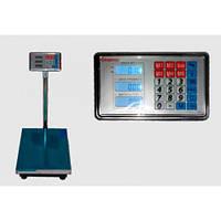 Весы электронные торговые  до 300 кг Opera Plus со стойкой, фото 1