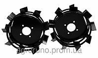 Грунтозацепы к мотоблоку (железные колёса) Ø 450 мм
