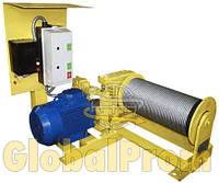 Лебедка электрическая монтажно-тяговая ЛЭЧ–0,25–75
