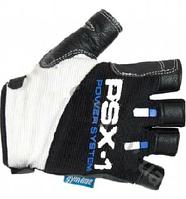 Перчатки для тяжелой атлетики Power System кожа без пальцев