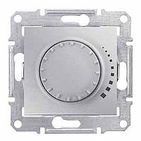 Диммер Schneider-Electric Sedna поворотно-нажимной емкостной алюминий. SDN2200760