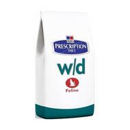 Hills PD FELINE W/D Предотвращение ожирения (Хиллс), 1,5 кг