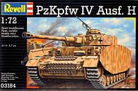 Pz.Kpfw IV Ausf H        1\72     Revell 03184