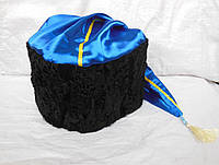 Козацька шапка з синім шликом