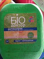 Грунтовка, антисептик для дерева Биодоктор 5л