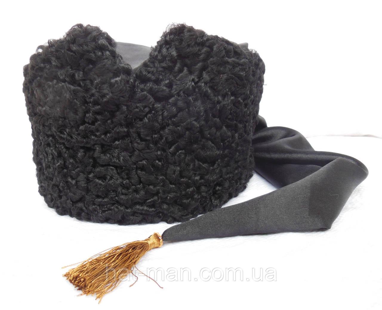 Казацкая шапка черношлычников (Черных запорожцев)